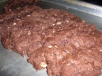 Brownie Batter Log