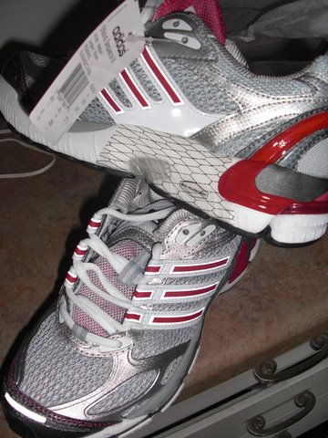 New Running Shoes